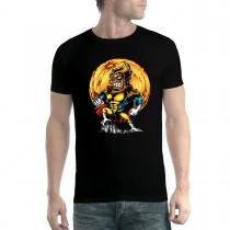 Super Monkey Warrior Men T-shirt XS-5XL New
