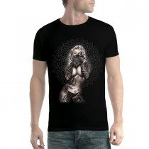 Marilyn Monroe Bandit Tattoos Men T-shirt XS-5XL