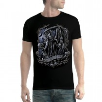 Grim Reaper Death Men T-shirt XS-5XL