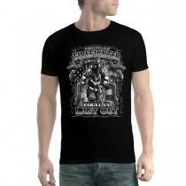Firefighter Fire Brigade Men T-shirt XS-5XL New