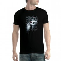 Dead Girl Praying Men T-shirt XS-5XL New