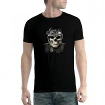 Military Skull Soldier War Men T-shirt XS-5XL New
