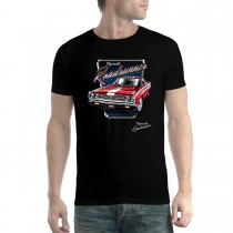 Plymouth Roadrunner Classic Car Men T-shirt XS-5XL New