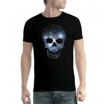 Space Skull Stars Galaxy Men T-shirt XS-5XL New