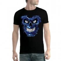 Terminator Skull Men T-shirt XS-5XL New