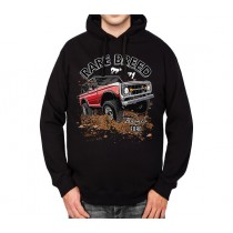 Ford Bronco 1971 Mens Hoodie S-3XL