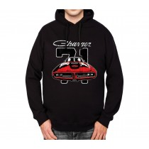Dodge Charger 71 Men Hoodie S-3XL
