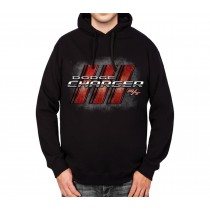 Dodge Charger RT Logo Mens Hoodie S-3XL