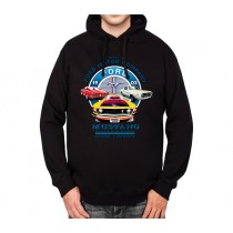 Ford Motor Company Mustang Mens Hoodie S-3XL