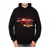 Dodge Demon Muscle Car Mens Hoodie S-3XL
