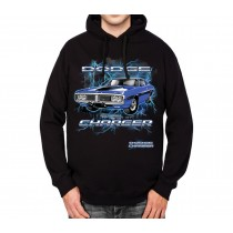 Dodge Charger Classic Car Mens Hoodie S-3XL