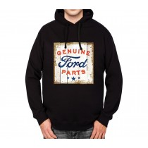 Genuine Ford Parts Mens Hoodie S-3XL