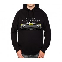 Plymouth Road Runner 1969 Men Hoodie S-3XL