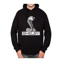 Ford Shelby Cobra Logo Mens Hoodie S-3XL