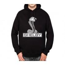 Ford Shelby Cobra Logo Mens Hoodie S-3XL