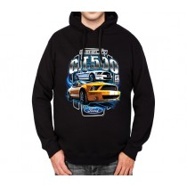 Ford Mustang Shelby GT500 Mens Hoodie S-3XL