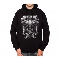 Shut Up & Ride Engine Mens Hoodie S-3XL