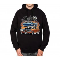 Dodge Super Bee Muscle Car Mens Hoodie S-3XL