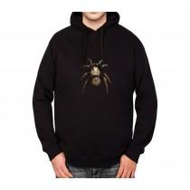 Tarantula Spider 3D Mens Hoodie S-3XL