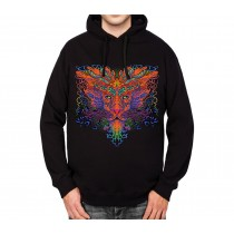Colourful Lion Mens Hoodie S-3XL