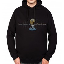Cobra Grille Ford Mustang Mens Hoodie S-3XL
