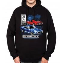 Shelby Cobra GT500 Mens Hoodie S-3XL