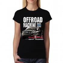 Ford Truck 4x4 Off Road Women T-shirt XS-3XL
