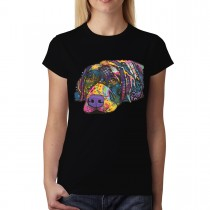 Labrador Dog Women T-shirt XS-3XL