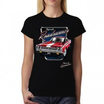 Plymouth Roadrunner Classic Car Women T-shirt S-3XL