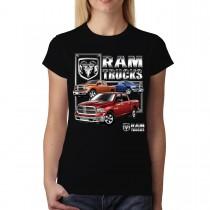 Chrysler Ram Trucks Women T-shirt M-3XL
