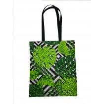 Handmade Eco Shopping Bag Grocery Reusable Design Flowers