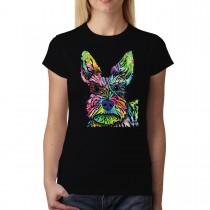 Miniature Schnauzer Dog Women T-shirt XS-3XL New
