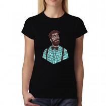 Hipster Fashion Style Womens T-shirt XS-3XL