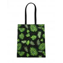 Handmade Eco Shopping Bag Grocery Reusable Design Flowers