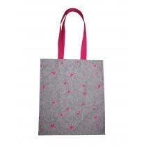 Handmade Eco Shopping Bag Grocery Reusable Design Cat